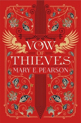 VOW OF THIEVES by Mary E.Pearson